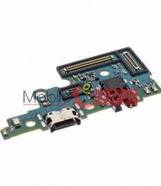 Charging Connector Port Flex Cable For Samsung Galaxy F12