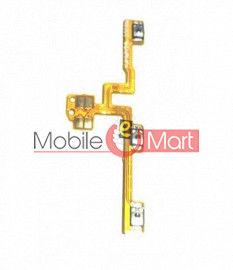 Power On Off Volume Button Key Flex Cable For Xiaomi Poco M2 Pro