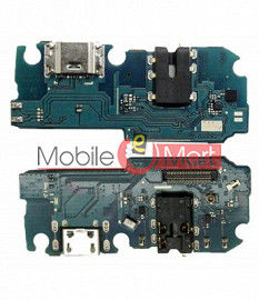 Charging Connector Port Flex Cable For  Samsung Galaxy M02