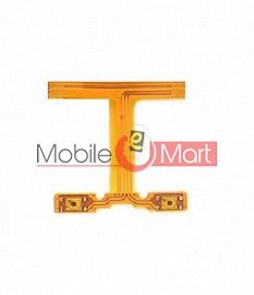 Power On Off Volume Button Key Flex Cable For Oppo A37F