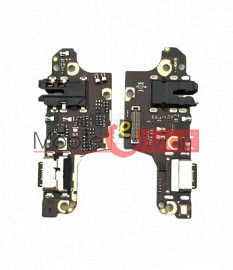 Charging Connector Port Flex Cable For Xiaomi Poco X3 NFC