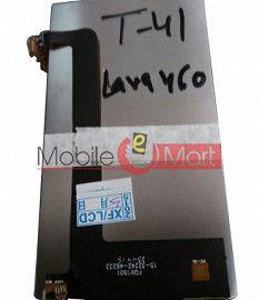 Lcd Display Screen For Lava Iris 460