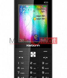 Touch Screen Digitizer For Karbonn K59