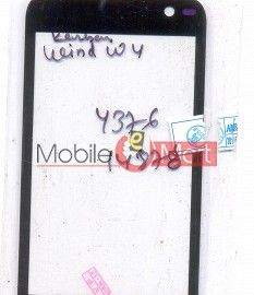 Touch Screen Digitizer For Karbonn Titanium Wind W4