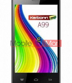 Touch Screen Digitizer For Karbonn A99
