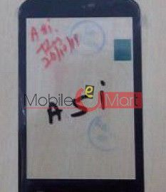 Touch Screen Digitizer For Karbonn Smart A5i