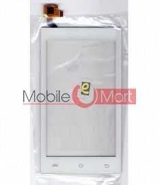 Touch Screen Digitizer For Lava Iris 100 Lite