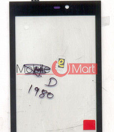 Touch Screen Digitizer Replacement For Lava Xolo A500s IPS