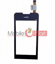 New Touch Screen Digitizer For Lava Discover 132