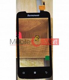 Touch Screen Digitizer For Lenovo A370E