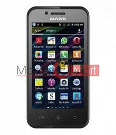 Touch Screen Digitizer For Maxx AX40