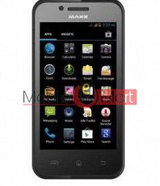 Touch Screen Digitizer Glass For Maxx GenxDroid7 Ax40