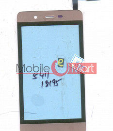 Touch Screen Digitizer For Micromax Q4001