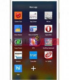 Touch Screen Glass For Micromax Canvas Hue AQ5000