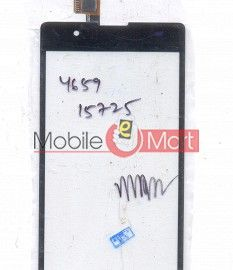 Touch Screen Digitizer For Micromax YU Yunique YU4711