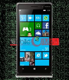Touch Screen Glass For Nokia Lumia 830