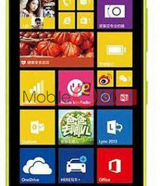 Touch Screen Digitizer For Nokia Lumia 638