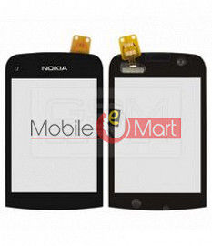 Touch Screen Digitizer For Nokia C2