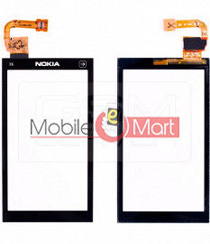 Touch Screen Digitizer For Nokia X6-00