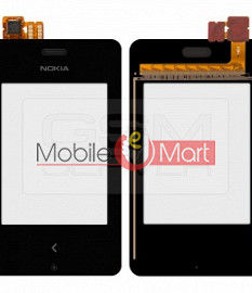Touch Screen Digitizer For Nokia Asha 500 RM934