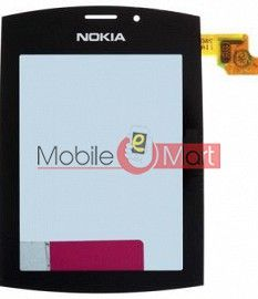 Touch Screen Digitizer For Nokia Asha 303 (Rm 763)