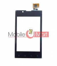 Touch Screen Digitizer For Videocon A10