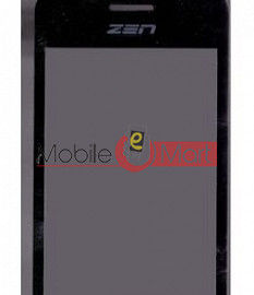 Touch Screen Digitizer For Zen P46