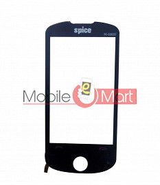 New Touch Screen Digitizer For Spice M6800