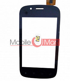 Touch Screen Digitizer For Spice Smart Flo Edge Mi349