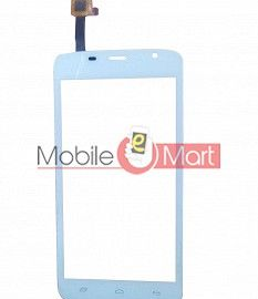 Touch Screen Digitizer For Spice Mi504 Smart Flo Mettle 5x
