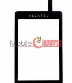 Touch Screen Digitizer For Alcatel OT-918 - Black