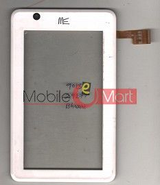 Touch Screen Digitizer For HCL ME U1