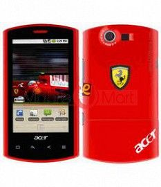 Touch Screen Digitizer For Acer Liquid E Ferrari Edition
