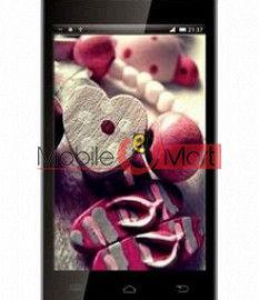 Touch Screen Digitizer For Hi-Tech Amaze S406 - Black