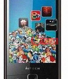 Touch Screen Digitizer For Hi-Tech HT-808 AppZap - Black
