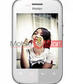 Touch Screen Digitizer For Reliance Haier E617
