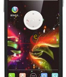 Touch Screen Digitizer For Cubot X6