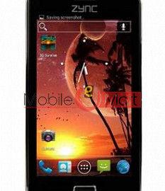 Touch Screen Digitizer For Zync Cloud Z5 Dual Core