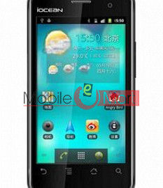 Touch Screen Digitizer For Iocean W7