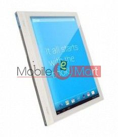 Touch Screen Digitizer For Notion Ink Adam Tablet