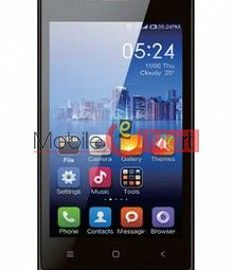 Touch Screen Digitizer For Salora Njoy X E4