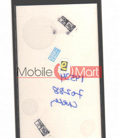 Touch Screen Digitizer For Itel It1512