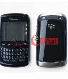 Full Body Housing Panel For Blackberry 9360 Curve Mobile Black