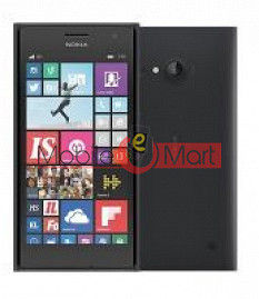 EDGE Plus Full Housing Body Panel For Nokia Lumia 730-black