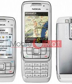 REPLACEMENT FASCIA FACEPLATE PANEL HOUSING WITH KEYPAD FOR NOKIA E66 WHITE