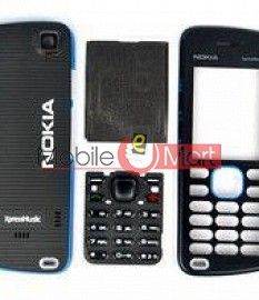 Nokia 5220 Mobile Phone Body Panel Faceplate Housing Frame