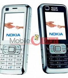 Full Body Panel Nokia 6120 Mobile Phone Housing Fascia Faceplate