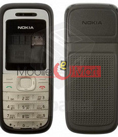 Full Body Panel Nokia 1208 Mobile Phone Housing Fascia Faceplate