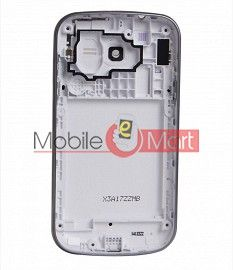 Back Battery Panel for samsung Trend s7392 - White