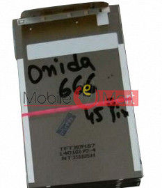Lcd Display Screen Replacement For Onida i666